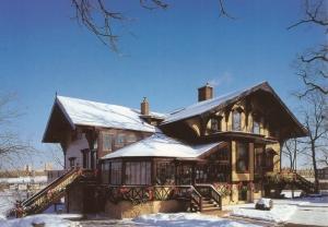 Tinker Swiss Cottage Museum & Gardens