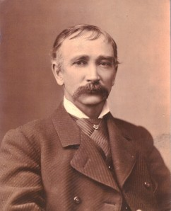 Mr. Robert Tinker, founder of the museum